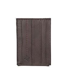 RFID Slim Front Pocket Men's Wallet