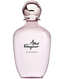 Amo Ferragamo Bath & Shower Gel, 6.8-oz.