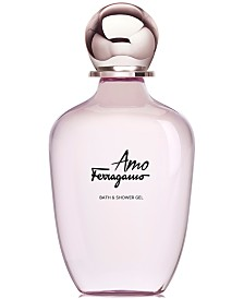 Salvatore Ferragamo Amo Ferragamo Bath & Shower Gel, 6.8-oz.