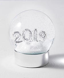 Shine Bright 2019 Snowglobe, Created for Macy's