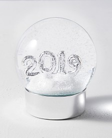 Holiday Lane Shine Bright 2019 Snowglobe, Created for Macy's