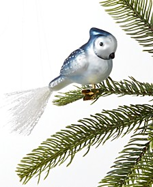 Midnite Blue Party Bird Ornament, Created for Macy's