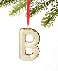 Initials B Ornament, Created for Macy's