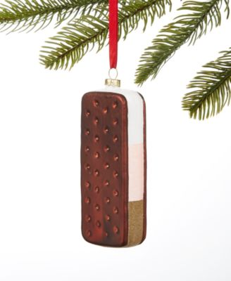 Sweet Tooth Ice Cream Sandwich Ornament, Created For Macy's