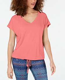 Drawstring-Hem Top, Created for Macy's