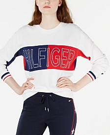 Tommy Hilfiger Sport Colorblocked Top