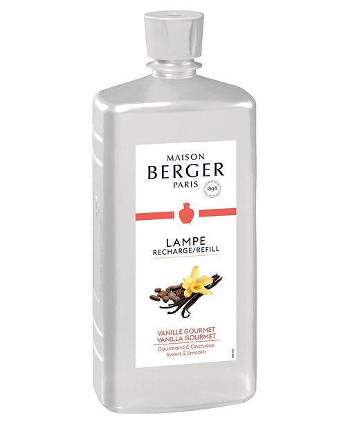 Maison Berger Paris Vanilla Gourmet Lamp Fragrance 1L