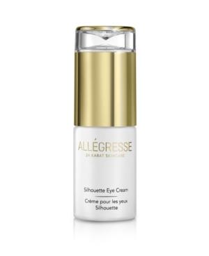 Allegresse 24K Skincare Silhouette Eye Cream 1.0 oz