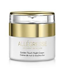 Allegresse 24K Skincare Golden Touch Night Cream 1.7 oz