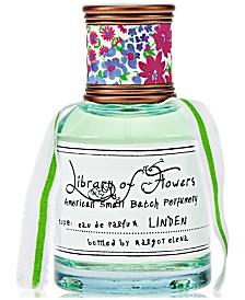 Library of Flowers Linden Eau de Parfum, 1.69-oz.