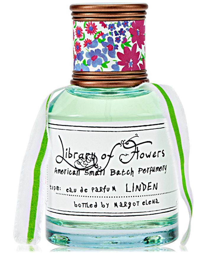 Library of Flowers - Linden Eau de Parfum, 1.69-oz.