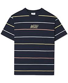 Men's Mason Yarn Striped T-Shirt
