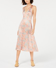 Free People Nowhere To Be Slip Dress