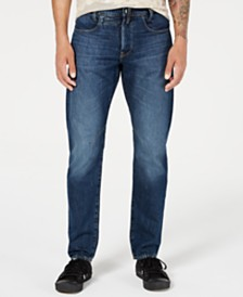 G-Star RAW Men's D-Staq Tapered Jeans, Created for Macy's
