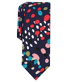 Original Penguin Men's Shana Abstract Skinny Tie