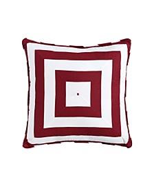 Nautical Charm Decorative Pillow