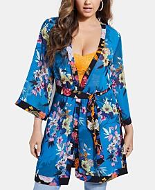 GUESS Tilma Printed Kimono