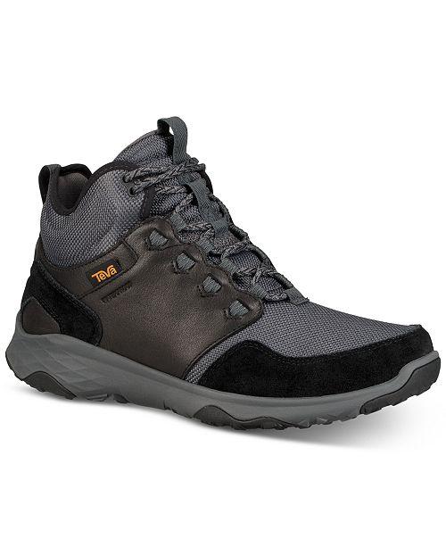 Teva Men's Arrowood Venture Waterproof Hiking Boots