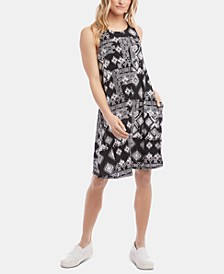 Geo Print Chloe Dress
