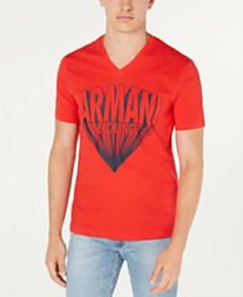 A|X Armani Exchange Men's Dramatic Logo T-Shirt
