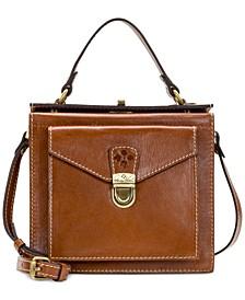 Carletti Heritage Leather Crossbody