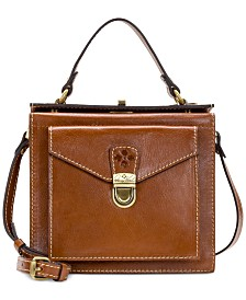 Patricia Nash Carletti Heritage Leather Crossbody