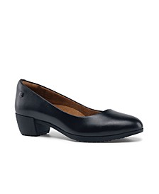 Willa, Women Slip Resistant Dress Shoe