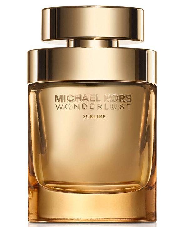 Michael Kors Wonderlust Sublime Eau de Parfum, 3.4-oz.