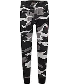 Jordan Little Boys Camo-Print Jogger Pants