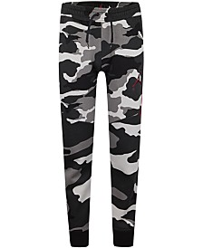 Jordan Little Boys Camo-Print Jogger Pants