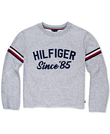 Tommy Hilfiger Big Girls '85-Print Sweatshirt
