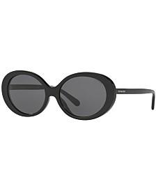 COACH Sunglasses, HC8270U 55 L1100