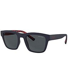 Armani Exchange Polarized Sunglasses, AX4088S 52