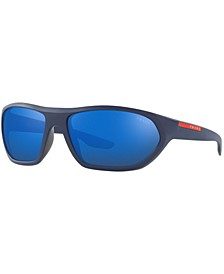 Sunglasses, PS 18US 66 ACTIVE