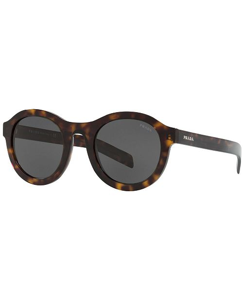 Prada Sunglasses, PR 24VS 49 CONCEPTUAL