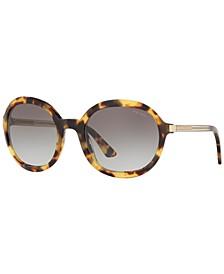 Sunglasses, PR 09VS 56 HERITAGE