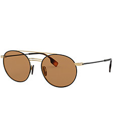 Burberry Sunglasses, BE3109 53