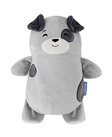 Toddler and Big Pimm The Puppy 2-in-1 Stuffed Animal Hoodie