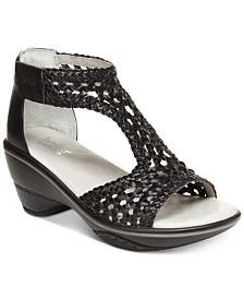 Jambu Women's Sandy Wedge Sandals
