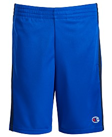 Champion Big Boys Contrast-Stripe Shorts