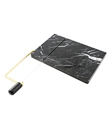 Thirstystone Black Marble Cheese Slicer