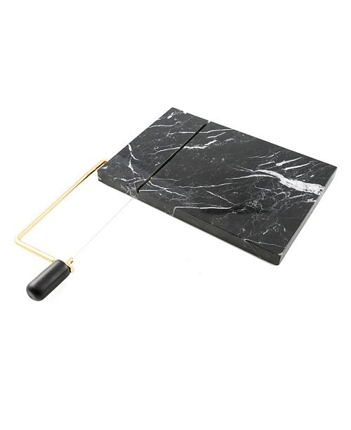 Thirstystone CLOSEOUT! Black Marble Cheese Slicer