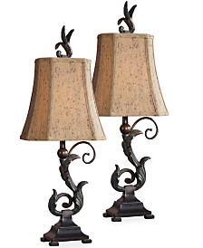 Uttermost Set of 2 Caperana Table Lamps