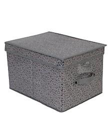 Simplify Embossed Nest Large Storage Box