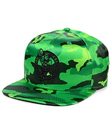 New Era Boston Celtics Satin Camo 9FIFTY Cap