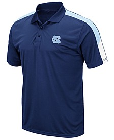 Men's North Carolina Tar Heels Color Block Polo