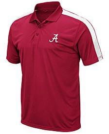 Men's Alabama Crimson Tide Color Block Polo