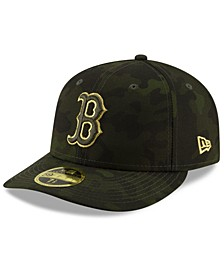 Boston Red Sox Armed Forces Day Low Profile 59FIFTY Fitted Cap