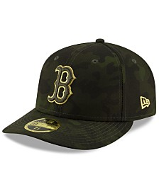 New Era Boston Red Sox Armed Forces Day Low Profile 59FIFTY Fitted Cap