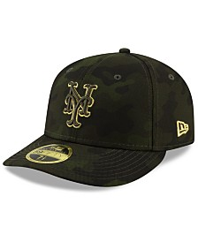New Era New York Mets Armed Forces Day Low Profile 59FIFTY Fitted Cap
